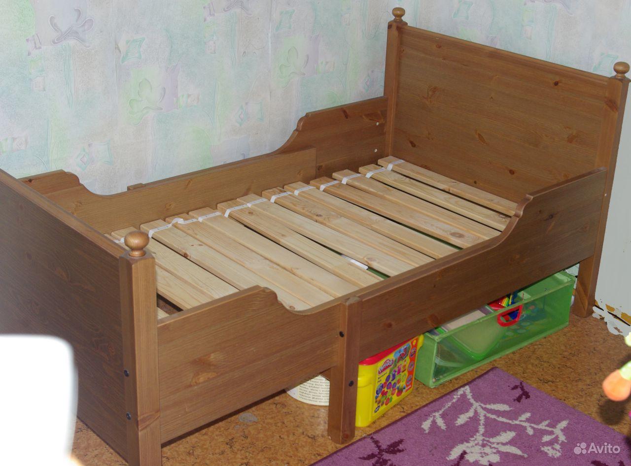 Детская кровать 1600х800 своими руками