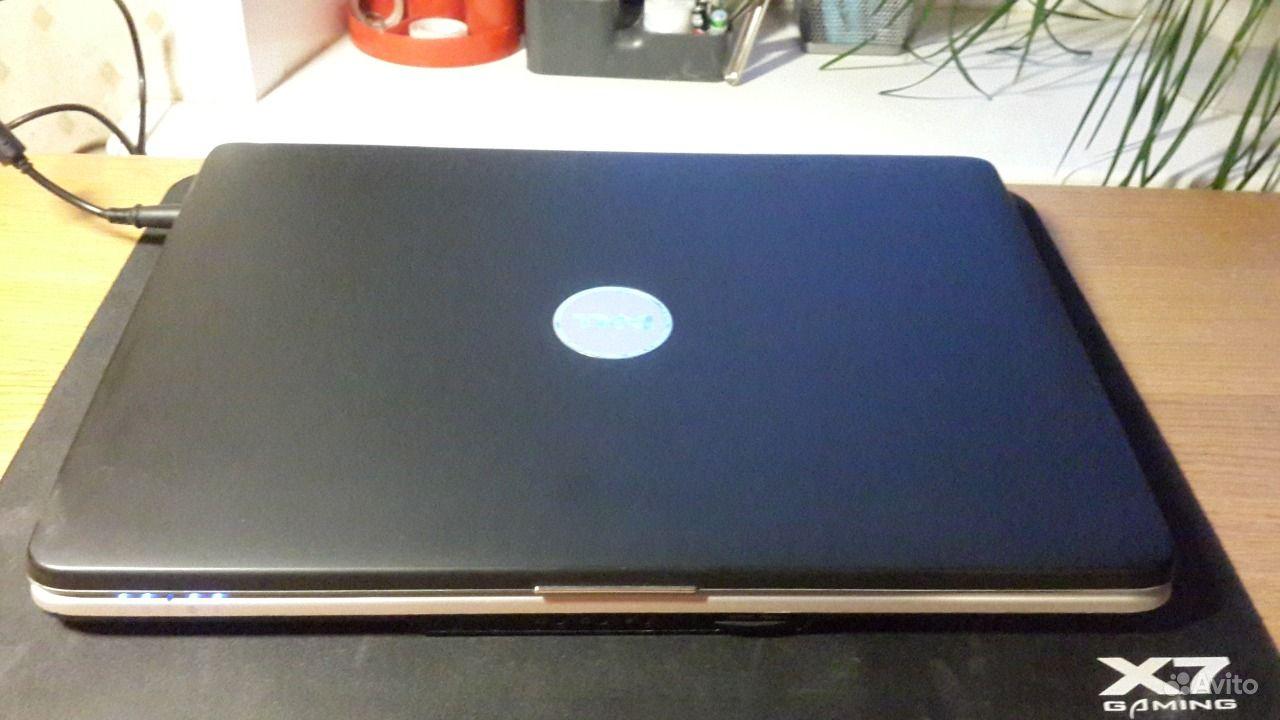 Ноутбук Dell Inspiron 1525 PP29L black.  Москва
