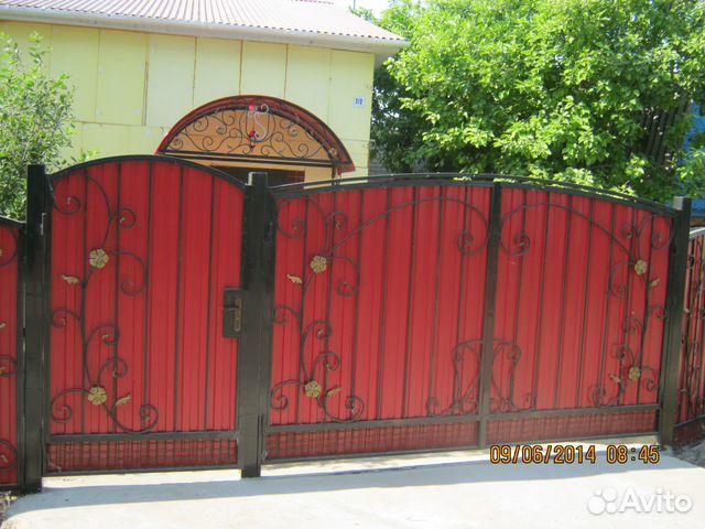 заказать кованые ворота и забор в набережных челнах