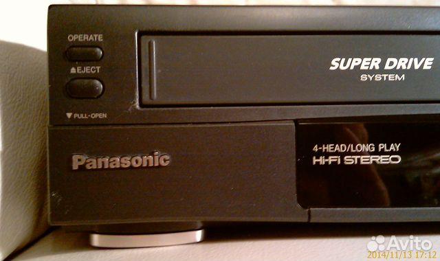 Stereo Panasonic NV-HD100
