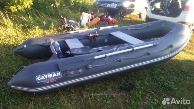 лодка пвх катран 330
