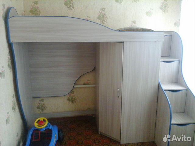 Кровать чердак оренбург