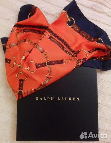 Женские шарфы и платки Ralph Lauren — выбрать и