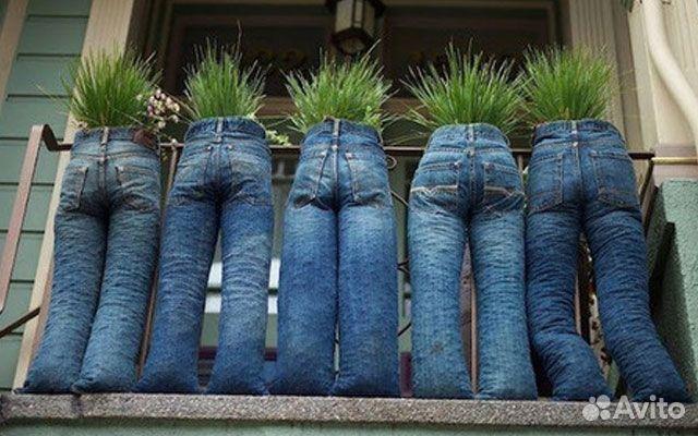 Услуги - Ремонт любимых джинсов в проблемных местах в Калининградской области предложение и поиск услуг на Avito - Объявления на