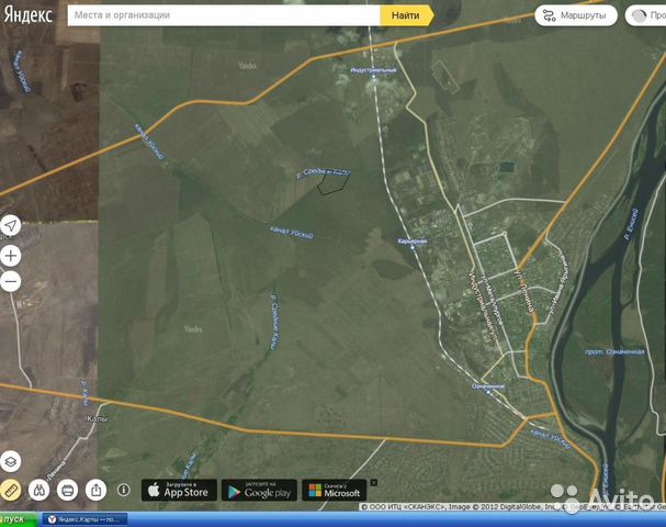 Plot 11.19 hectares (SNT, DNP) 89131855735 buy 1
