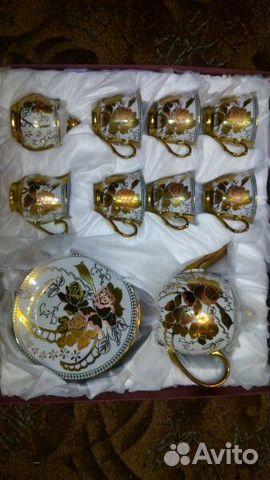 Чайный сервиз 89506759890 купить 1