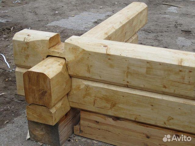 Строительство бани своими руками из профилированного бруса 19