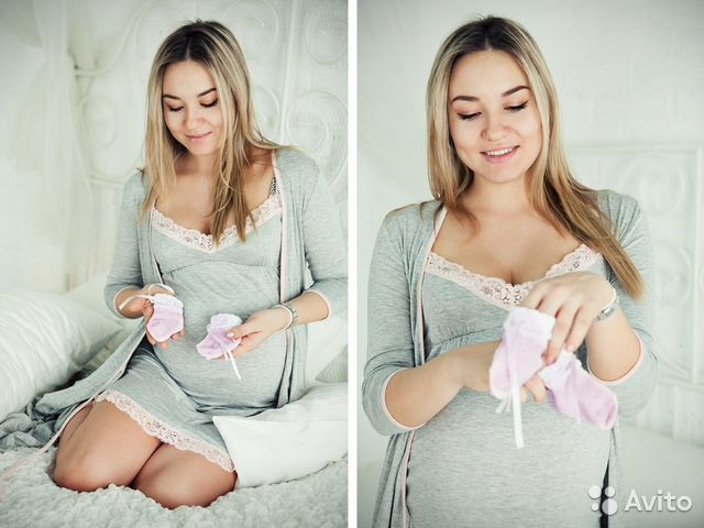 Беременная домашние