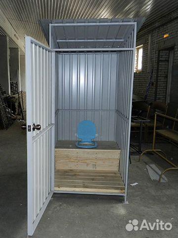 построить туалет на даче своими руками из профлиста - Ремонт квартиры