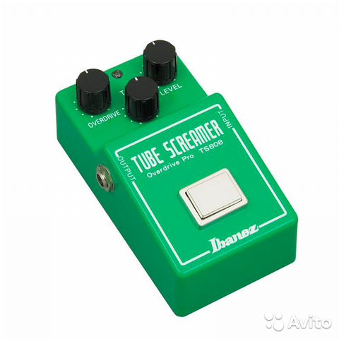 Tube screamer ts808 power supply