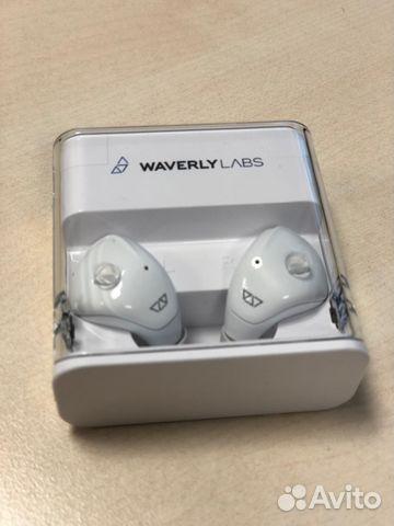 waverly labs pilot translating earpiece