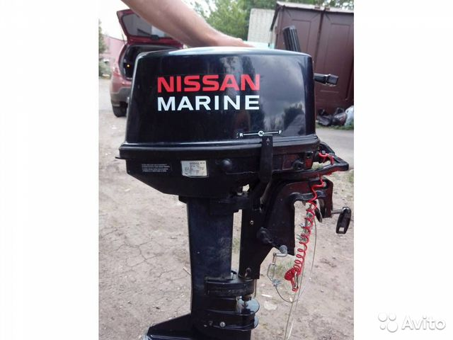 где производят лодочные моторы ниссан марине