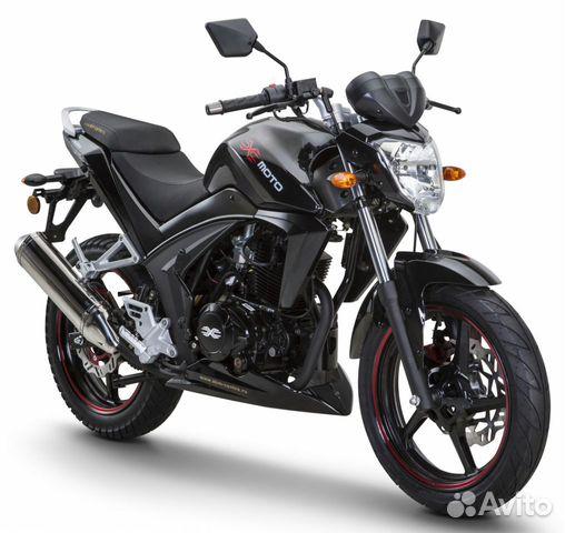 Мотоцикл SX-250 (New) купить в Санкт-Петербурге на Avito ...