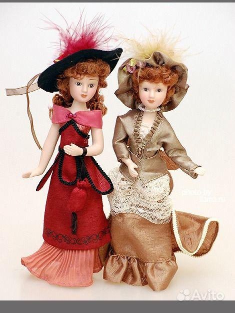 ОбМЕН кукольной миниатюры и мебели + 3 Куклы - на мелочи для домика!