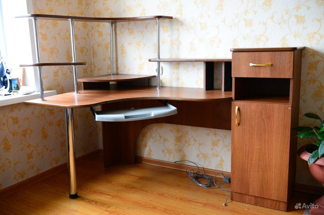 Письменный стол для школьника  бу челябинск