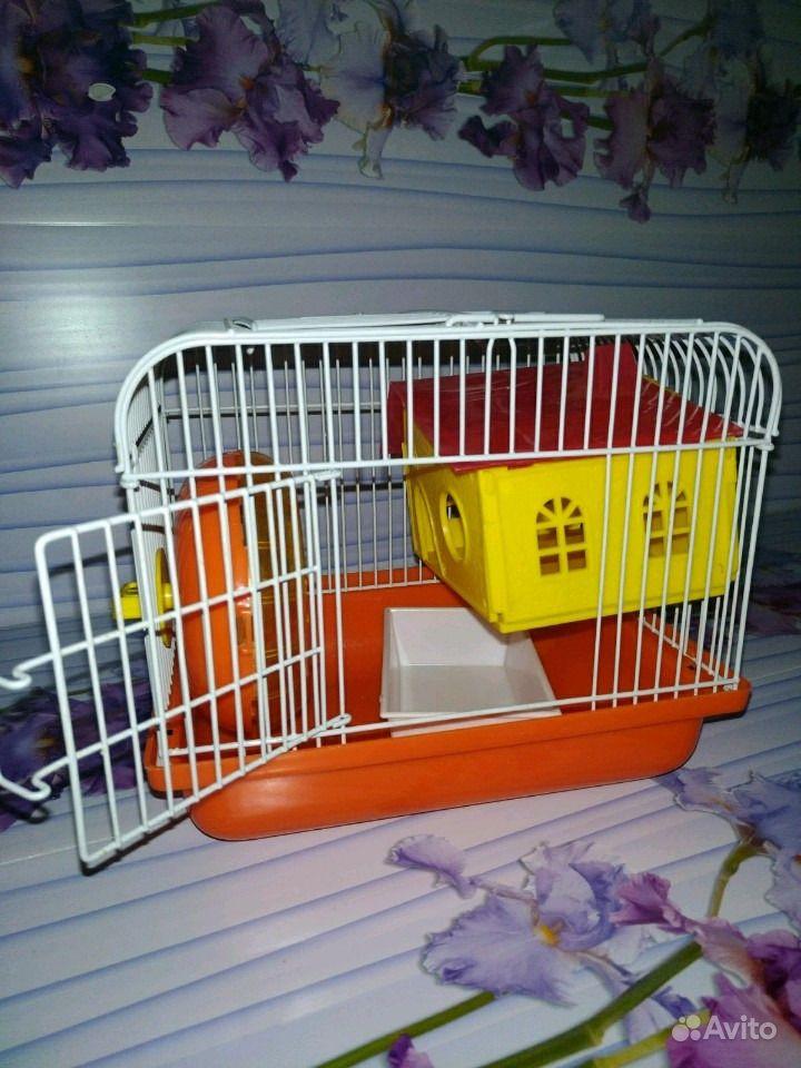 Клетка для хомяка в Канске - фотография № 1