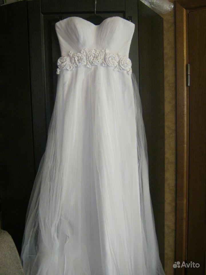 Купить Свадебное Платье В Авито