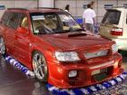 Обвес c-west subaru forester sf 5