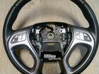 Руль кожа Hyundai ix35