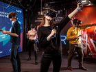 Аттракционы виртуальной реальности