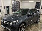 Mercedes-Benz GLE-класс 3.0AT, 2015, внедорожник