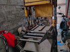 Проф. станок для изготовления пескобетонных блоков