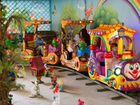 Аттракцион Детская Железная дорога