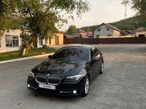 BMW 5 серия 2.0AT, 2014, 111000км