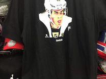 Футболка NHL Sidney Crosby 87 Pittsburgh Penguins — Одежда, обувь, аксессуары в Санкт-Петербурге