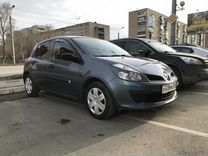 Renault Clio, 2008 г., Омск