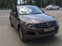 Volkswagen Touareg, 2012 г., Краснодар