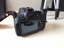 Canon EOS 600D Kit w/ EF-S 18-55mm б/у