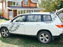 Toyota Highlander, 2010 г., Нижний Новгород