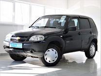 Chevrolet Niva, 2016 г., Пермь