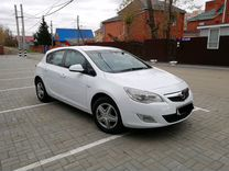 Opel Astra, 2012 г., Екатеринбург