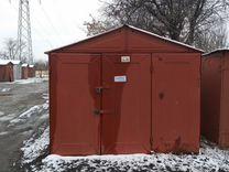 Гараж металлический в таганроге купить построен гараж без разрешения