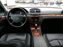 Mercedes-Benz E-класс, 2003 — Автомобили в Подольске