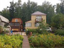 Дом 100 м² на участке 6.4 сот. — Дома, дачи, коттеджи в Красноярске