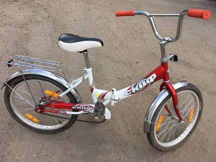 Детский велосипед Скиф 20