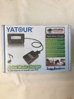 Адаптер yatour M06 объявление продам
