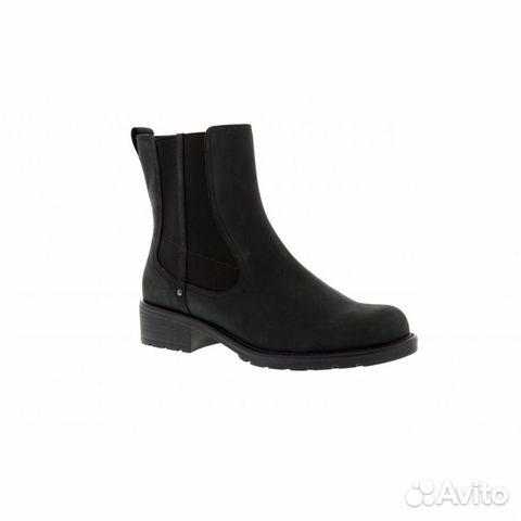 Clarks Orinoco Club Black Leather 42