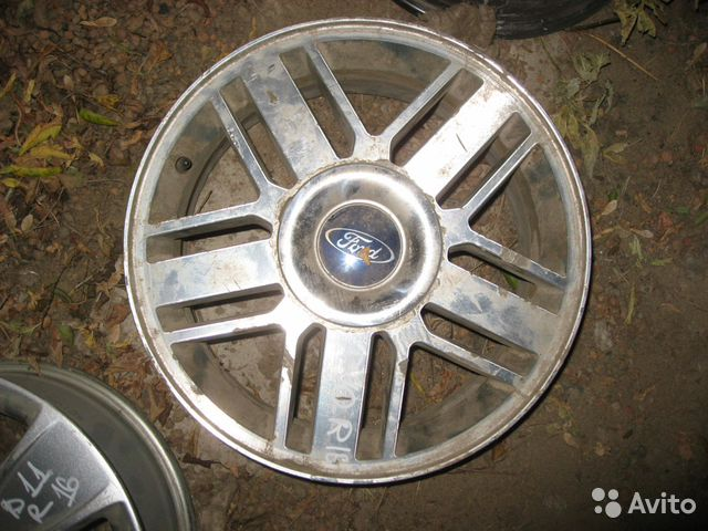 Диск литой r16 Ford