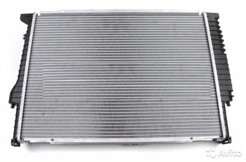 радиатор охлождения bmw 730 e32