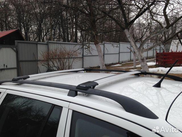 Багажники на крышу - RackWorld
