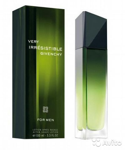 Givenchy Туалетная вода Very Irresistible For Men— фотография №1