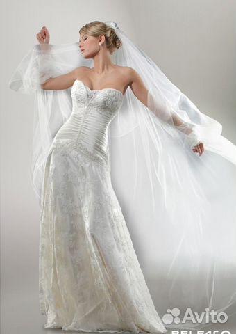 Авито нижний новгород свадебные платья
