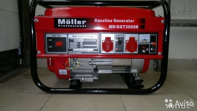 Бу генераторы бензиновые на авито купить сварочный аппарат полуавтомат