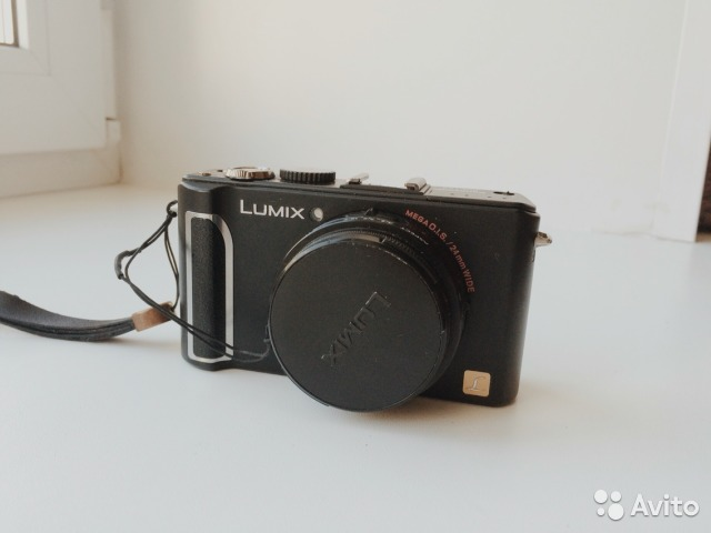 Фотоаппарат Panasonic Lumix DMC-LX3