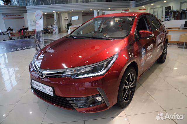 Toyota Corolla(Тойота Королла) у официального дилера ...