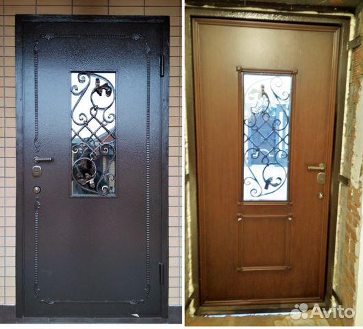 лестницы и железные двери на заказ